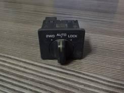 Кнопка включения 4wd. Nissan Terrano, R50, RR50, PR50, LVR50, LUR50, TR50, WD21, LR50