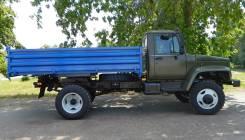 ГАЗ 3309. Новый восстановленный Газ 3309 Самосвал- Сельхозник, 2 300 куб. см., 4 500 кг. Под заказ