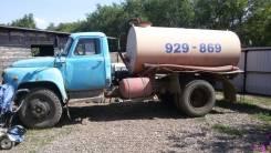 ГАЗ 53-12. Продается ассенизатор, 120 куб. см.
