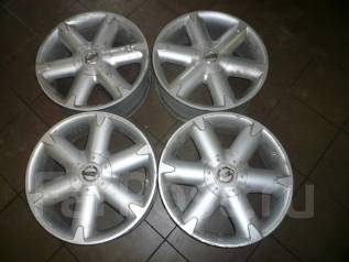 Nissan. 7.5x18, 5x114.30, ET45