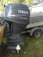 Yamaha. 30,00л.с., 4-тактный, бензиновый, нога L (508 мм), Год: 2006 год