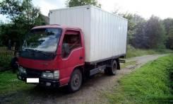 FAW CA1041. Faw 1041-10 фургон, 3 100 куб. см., 3 500 кг.