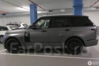Обвес кузова аэродинамический. Land Rover Range Rover. Под заказ