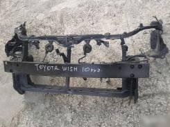 Панель приборов. Toyota Wish