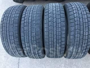 Dunlop DSX. Зимние, без шипов, 2012 год, износ: 20%, 4 шт