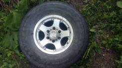 Dunlop Grandtrek PT1. Всесезонные, 2004 год, износ: 10%, 4 шт