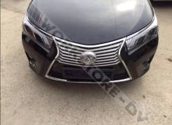 Бампер. Toyota Corolla