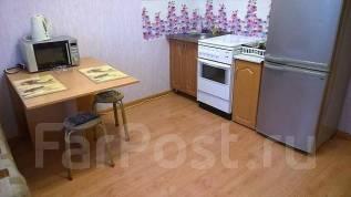 1-комнатная, улица Чехова 6. Железнодорожный, 34 кв.м.
