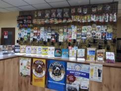Бизнес - действующий магазин разливных напитков в Хабаровске