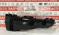 Крепление бампера. Toyota RAV4, ALA30, ACA36, ACA30, ACA31 Двигатели: 2AZFE, 1AZFE, 2ADFHV, 2ADFTV