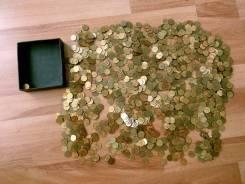5 и 10 копеек более 1500 шт. Россия 1997-2014 отправка