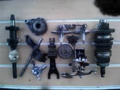 Механическая коробка переключения передач. Лада Приора