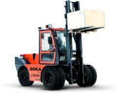 НМЗ Geka D50M. Продается вилочный погрузчик GEKA D50M, 5 000 кг.