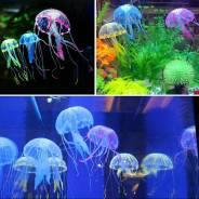 Медуза. Украшение в аквариуи