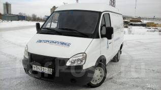 ГАЗ 2752. Продается грузовой фургон , 2 900 куб. см., 3 места