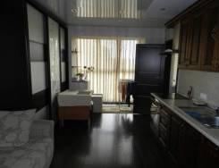 2-комнатная, улица Дзержинского 3а. Болото/Пентагон, Квартира с отличным ремонтом, агентство, 40кв.м.