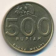 500 рупий 2003 г Индонезия