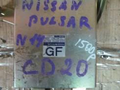 Блок управления двс. Nissan Pulsar