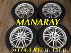 Manaray Sport Pro Get MX. 7.0x17, 5x114.30, ET38