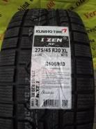 Kumho I'Zen KC15. Зимние, без шипов, 2017 год, без износа, 4 шт