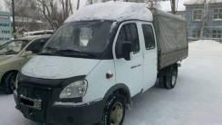 ГАЗ 330232. Продам ГАЗель 330232 б/у в Лесосибирске 2011, 3 000 куб. см., 1 500 кг.