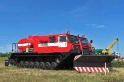 Уралвагонзавод. Продается гусеничный лесопожарный агрегат ЛПА 521 , 18 900,00кг.