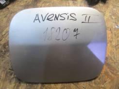 Лючок бензобака с крышкой Toyota Avensis II 2003-2008. Toyota Avensis, ADT251, AZT250, AZT250L, AZT250W, AZT251, AZT251L, AZT251W, AZT255, AZT255W, CD...