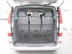 Сетка для стяжки багажа. Mercedes-Benz Viano