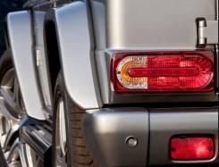 Стоп-сигнал. Mercedes-Benz G-Class, W463