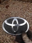 Эмблема. Toyota Corolla, ZRE151 Двигатель 1ZRFE