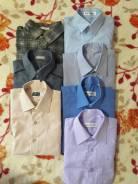 Рубашки школьные. Рост: 128-134 см