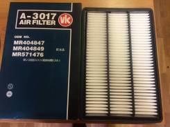 Фильтр воздушный. Mitsubishi Pajero, V68W, V78W, V65W, V77W, V75W, V97W, V63W, V73W