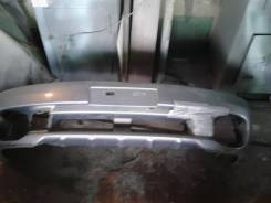 Продам передний бампер на субару ланкастер 2000 год под ремонт. Subaru Legacy Lancaster