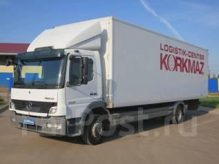 Mercedes-Benz Atego. - грузовой мебельный фургон 2009г. в., 4 801 куб. см., 5 400 кг.