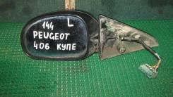 Зеркало Peugeot 406, левое