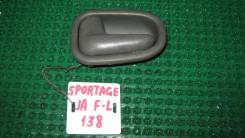 Ручка двери Kia Sportage, левая передняя