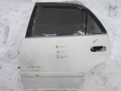 Дверь Toyota Corolla, левая задняя