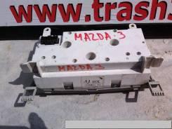 Блок управления отопителя Mazda 3