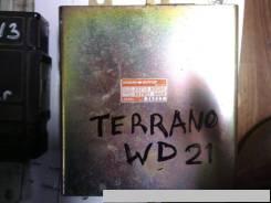 Эбу двс Nissan Terrano