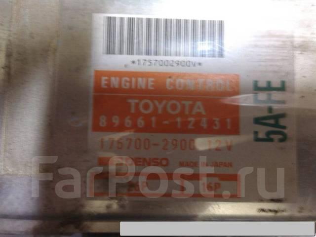 Эбу двс Toyota Corolla