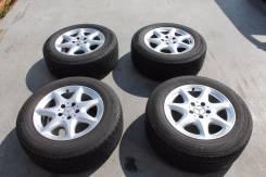 Комплект летних колес R16 Mercedes-Benz w220/215. 7.5x16 5x112.00 ET46