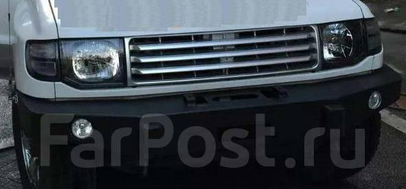 Бампер. Nissan Patrol Nissan Safari Mitsubishi Pajero, V31V, V31W. Под заказ