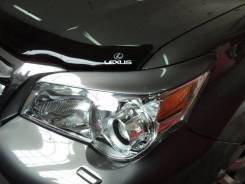 Накладка на фару. Lexus. Под заказ