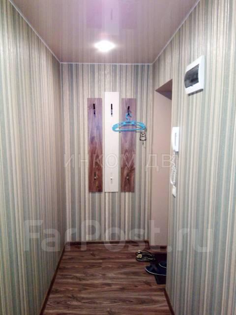 1-комнатная, улица Адмирала Юмашева 4. Баляева, 34кв.м.