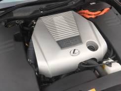 Двигатель в сборе. Lexus GS450h, GWS191