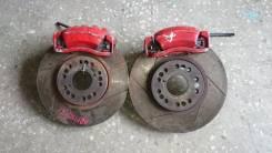 Тормоза от JZS160 JZS161 2Jzgte Aristo в сборе с колодками. Toyota Aristo, JZS160, JZS161 Двигатель 2JZGTE