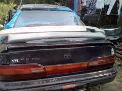 Спойлер. Toyota Corolla, NZE120