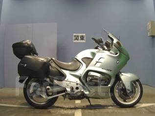 BMW R 1100 RT. 1 100 куб. см., исправен, птс, с пробегом
