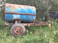 ГАЗ 53-02. Продам бочку 3куба на колесах под воду, 4 750 куб. см., 3,00куб. м.