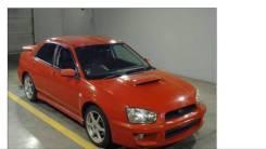 Subaru Impreza WRX. GDA015644, EJ205